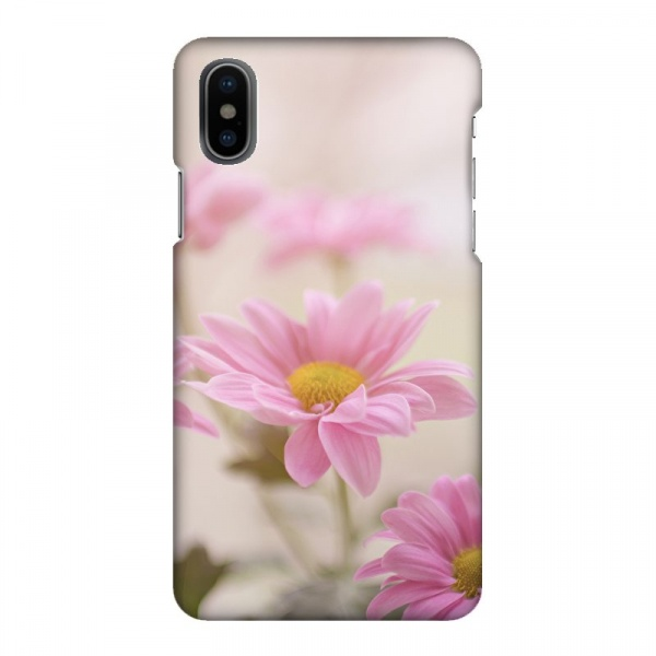 Mobilskal Blommor 2 Rosa