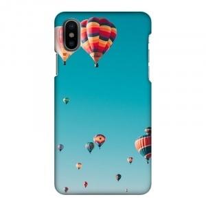 Mobilskal luftballonger Blå