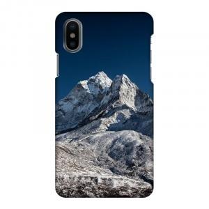 Mobilskal Everest Blå/Vit