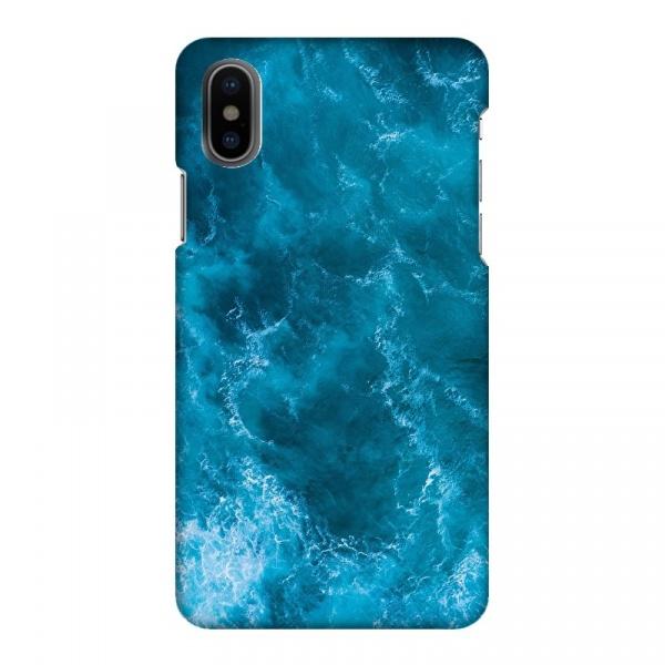 Mobilskal Vågor 4 Blå