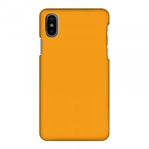 Mobilskal Enfärgat Saffran Gul