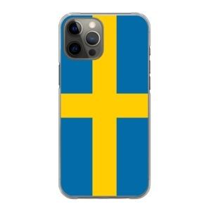 Mobilskal Svenska flaggan