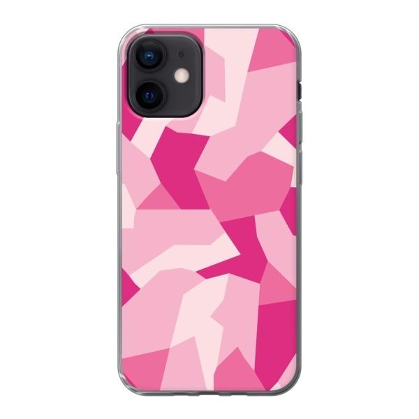 Mobilskal Camo M90 Rosa